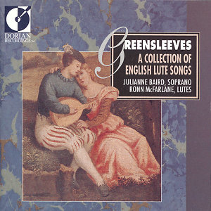 Vocal and Lute Music (English) - Morley, T. / Campion, T. / Dowland, J. / Ferrabosco Ii, A. / Holborne, A. (Greensleeves)