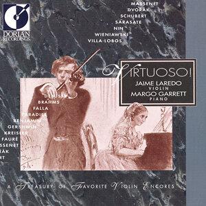 Violin Recital: Laredo, Jaime - Kreisler, F. / Faure, G. / Massenet, J. / Dvorak, A. / Sarasate, P. (Virtuoso - A Treasury of Favorite Violin Encores)