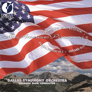 Copland, A.: Billy the Kid Suite / Bernstein, L.: On the Waterfront / Harris, R.: Symphony No. 3 (An American Panorama)