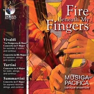 Chamber Music (Baroque) - Vivaldi, A. / Tartini, G. / Sammartini, G. (Fire Beneath My Fingers)