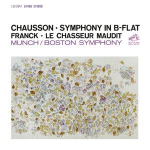 Chausson: Symphony in B-Flat Major, Op. 20 - Franck: Le Chasseur maudit, FWV 44