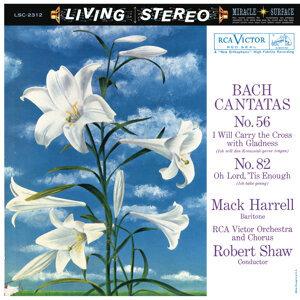 Bach: Cantata BWV 56 & BWV 82