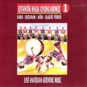 Otantik Halk Oyunlarımız, Vol. 1 - Kars, Erzurum, Ağrı, Elaziğ Yöresi