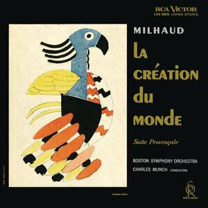Milhaud: Suite provencale, Op. 152b & La Création du monde, Op. 81a