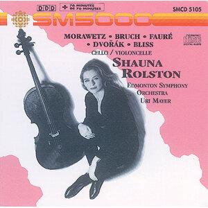 Bliss: Cello Concerto / Morawetz: Memorial To Martin Luther King / Bruch: Kol Nidrei
