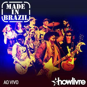 Made In Brazil no Estúdio Showlivre (Ao Vivo)
