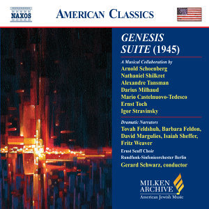 Genesis Suite (1945)