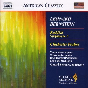 Bernstein: Symphony No. 3, 'Kaddish' / Chichester Psalms