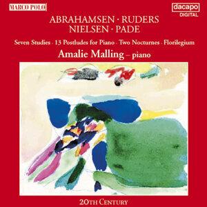 Abrahamsen / Ruders / Nielsen / Pade: Piano Music