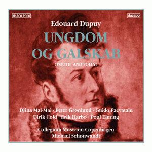 Dupuy: Ungdom Og Galskab / Flute Concerto