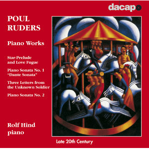 Ruders: Piano Works