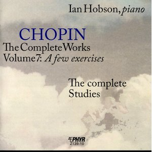 "Chopin: The Complete Works, Vol. 7, ""A Few Exercises"""