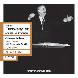Wilhelm Furtwängler Conducts Brahms
