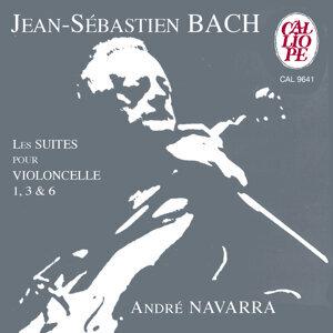Bach: Les suites pour violoncelle 1, 3 & 6