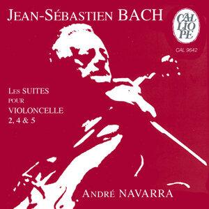 Bach: Les suites pour violoncelle 2, 4 & 5