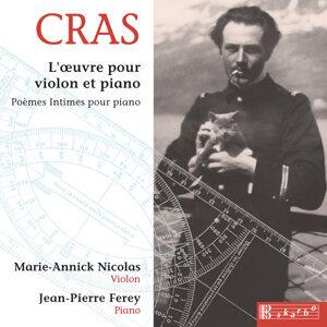 Cras: L'oevre complete pour violon et piano