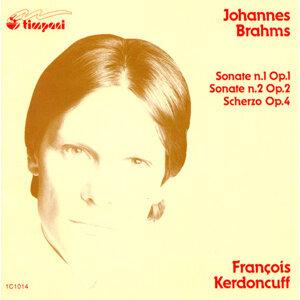Brahms, J.: Piano Sonatas Nos. 1 and 2 / Scherzo, Op. 4