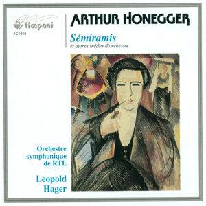 Honegger, A.: Semiramis / La Tempete Suite / Fantasio / La Redemption De François Villon