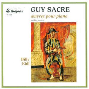 Sacre, G.: Serenade No. 2 / Chansons Enfantines / Piccolissima Serenade / 24 Preludes / Variations Sur Une Mazurka De Chopin