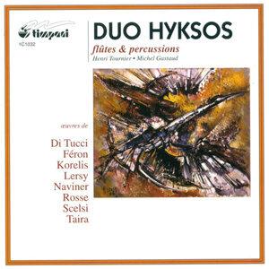 Scelsi, G.: Hyxos / Naviner, J.-Y.: D'Une Pluie La Couleur / Korelis, P.: Cronos Ii / Lersy, R.: A La Memoire De Chagall