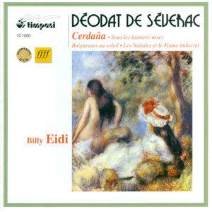 Severac, D. De: Cerdana, 5 Etudes Pittoresques / Sous Les Lauriers Roses / Les Naiades Et Le Faune Indiscret / Baigneuses Au Soleil