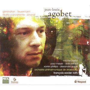 "Agobet, J.-L.: Generation / Phonal / Feuermann / Piano Concerto, ""Ritratto Concertante"""