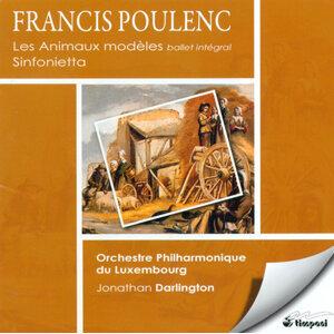 Poulenc, F.: Animaux Modeles Suite (Les) / Sinfonietta