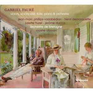 Faure, G.: Ballade, Op. 19 / Berceuse, Op. 16 / Elegie, Op. 24 / Violin Concerto, Op. 14 / Romance, Op. 69 / Fantaisies - Opp. 79, 111