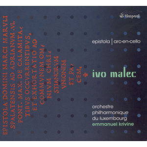 Ivo Malec: Epistola & Arc-en-cello