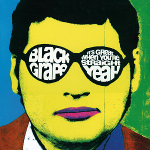 Reverend Black Grape - The Crystal Method Edit