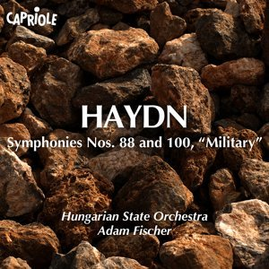 "Haydn, J.: Symphonies Nos. 88 and 100, ""Military"""