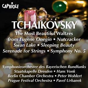 Tchaikovsky, P.: Waltzes From Eugene Onegin / Nutcracker / Swan Lake / Sleeping Beauty / Serenade / Symphony No. 5