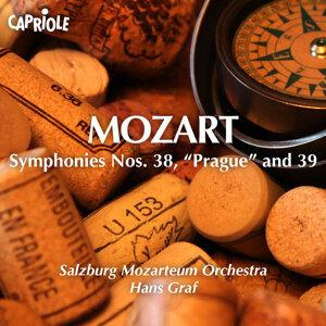"""Mozart, W.A.: Symphonies Nos. 38, """"Prague"""" and 39"""