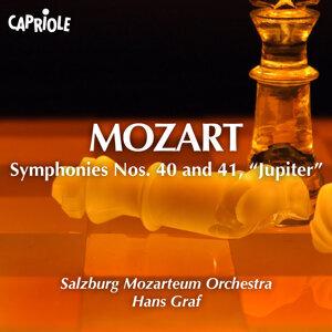 "Mozart, W.A.: Symphonies Nos. 40 and 41, ""Jupiter"""