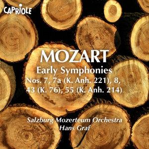 Mozart, W.A.: Symphonies Nos. 7, 7A, 8, 43, 55