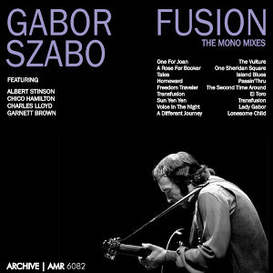Fusion (The Mono Mixes)