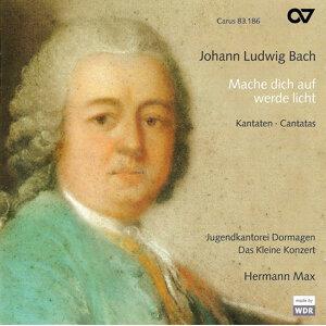 Bach, L.: Mache Dich Auf, Werde Licht / Ja, Mir Hast Du Arbeit Gemacht / Er Machet Uns Lebendig / Die Mit Tranen Saen