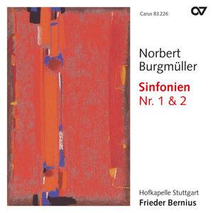 Burgmuller: Symp[honies Nos. 1 & 2