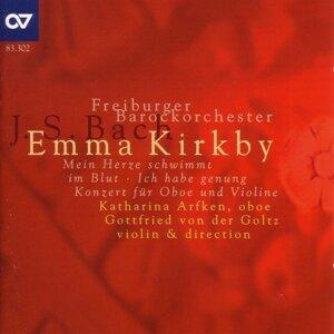 Bach, J.S.: Mein Herze Schwimmt Im Blut / Ich Habe Genug (Kirby)