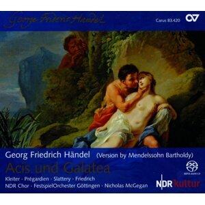 Handel, G.F.: Acis and Galatea [Opera] (Mcgegan)