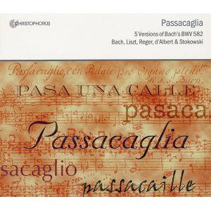 Bach, J.S.: Passacaglia and Fugue in C Minor, Bwv 582