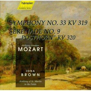 Mozart: Symphony No. 33 / Serenade No. 9