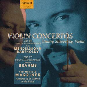 Mendelssohn: Violin Concerto in E Minor, Op. 64 / Brahms: Violin Concerto in D Major, Op. 77