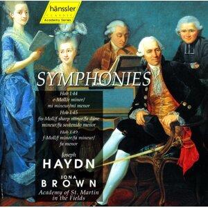 Haydn: Symphonies Nos. 44, 45, 49