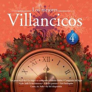 Los Mejores Villancicos Vol. 4