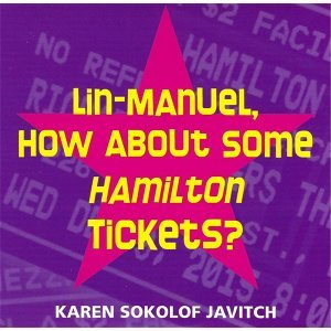 Lin-Manuel, How About Some Hamilton Tickets?