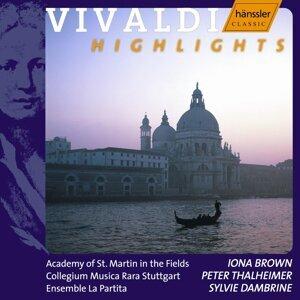 Vivaldi: Violin Concertos - Flute Concertos