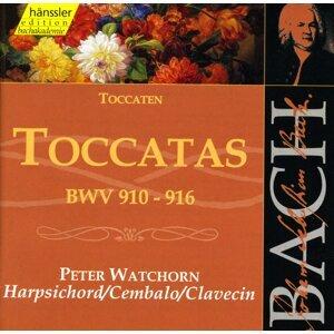 Bach, J.S.: Toccatas, Bwv 910-916