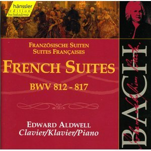 Bach, J.S.: French Suites, Bwv 812-817