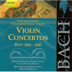 Bach, J.S.: Violin Concertos, Bwv 1041-1043